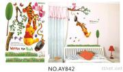 OEM Removeble Kids Cartoon Wall Decals Stickers Kids Room Wall Stickers