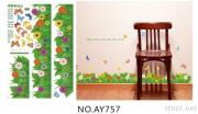 OEM Removeble Glass Wall Decals Bedroom Wall Art Stickers