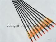 Carbon Fiber Arrows, Archery Hunting Arrow, Toptek High Quality Carbon Arrow