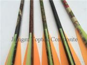 Carbon Fiber Arrow With Spine 300, Customized Carbon Archery Arrow