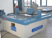 Corrugated Carton Sample Cutting Machine