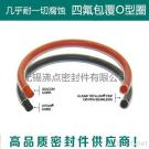 Rubber O-Ring Coated Fluoride Plastic For Mechanical Seal