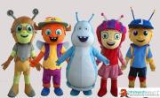 beat bugs Mascot Costume, customized mascot cartoon costumes