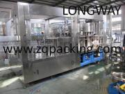 Filling Machinery, Gas Water Filling Line