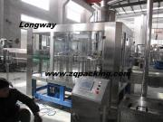 Carbonated Beverage Filling Machine, Sparkling Water Making Machine, Cola Making Machine, Gas Water Processing Machine