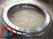 Excavator Slewing Bearing, Slewing Rings, Slewing Ring Bearing