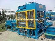 QT5-25 Semi-Automtic Block Machine