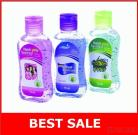 Waterless Hand Sanitizer, Instant Hand Wash, Alcohol   Soap