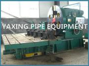 Steel Pipe Chamfering Machine For Beveling Tubes Ends