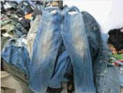 Used Jeans Pants Clothing