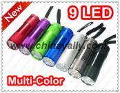 Multi-color led flashlight