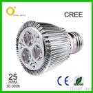3x2W GU10 E27 PAR20 LED Spotlight