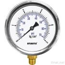 Stainless Steel Case Pressure Gauge SC