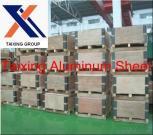 Aluminiumblatt für stehlen Beweis-Kappe ROPP 3105 8011