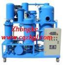 Efficiency Vacuum Lubricating Oil Filter   ZY