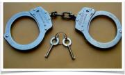 Hinged Handcuffs Specification #MTD-N2