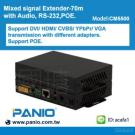 HDbeset Extender with Audio RS232 and POE