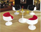 Design Furniture Fiberglass Coffe Cup Chair Eero Aarnio Cup Shape Chair
