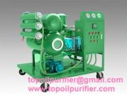 High Vacuum Transformer Oil Purification Plant/ Oil Treatment