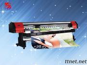Leopard-großes Format-Lösungsmittel-Drucker