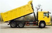 Dongfeng EQ1108 6X4 Dump Truck