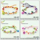 Children Handmade Smile Fashion Bracelet Wholesale