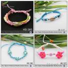 Shell Rope Colorful Bracelet