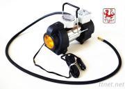 Portable Metal Air Compressor, Car Tire Pump, Car Tire Inflator
