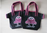 Heat-Transfer Printing Canvas Bag