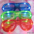 Modern LED Party Glasses Carnaval Decoration