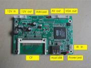 CF Card Advertising Player PCBA Board ESS Board