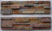 Rusty Slate Ledges Stone