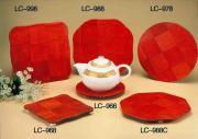 Heat pad, Coaster, table mat