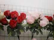 Flor artificial--Rose