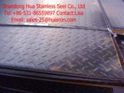 Checkered Steel Plates