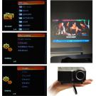 Toy LED Projector  Mp5 Player