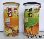 De natuurlijke Spaanders van de Groente & van het Fruit (Detailhandel)