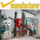 Maize Meal Milling Machine, Flour Machinery