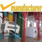 Equipo de proceso de la harina de trigo del sistema completo