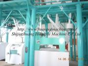 Complete Set Flour Milling Machine