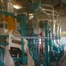 Automatic wheat Flour Machine,maize flour mill,corn milling machine