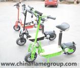1000With1300With1500W elektrischer Roller, elektrisches Fahrrad, elektrisches faltbares Roller-Fahrrad