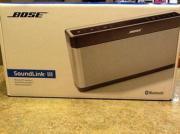 Promotional Price Bose Soundlink Bluetooth Speaker III 3 System
