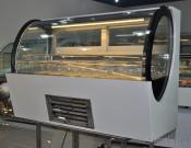 Gelato Display Cabinet For Sale/Commercial Freezer