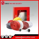 Synthetic Rubber Canvas Fire Hose