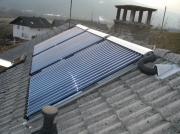 EN12975 Solar Keymark Heat Pipe Solar Collector