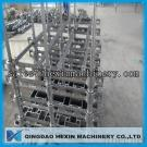 Investment Casting Heat Treatment Fixture Assembly
