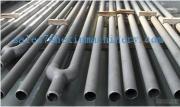 Heat Treatment Cracking Tube, Cracker Tube For Petrochemical Industry