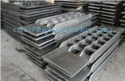 Heat Treatment Investment Casting Tube Sheets