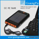 Solar Laptop Mobile Charger 12000mAh
